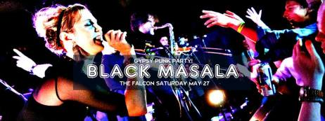 dancing with Black Masala